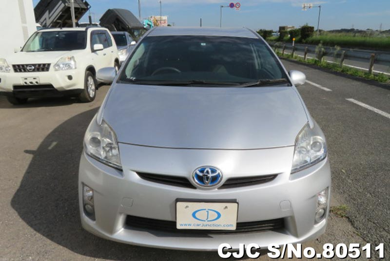 Toyota Prius Hybrid in Silver for Sale Image 5