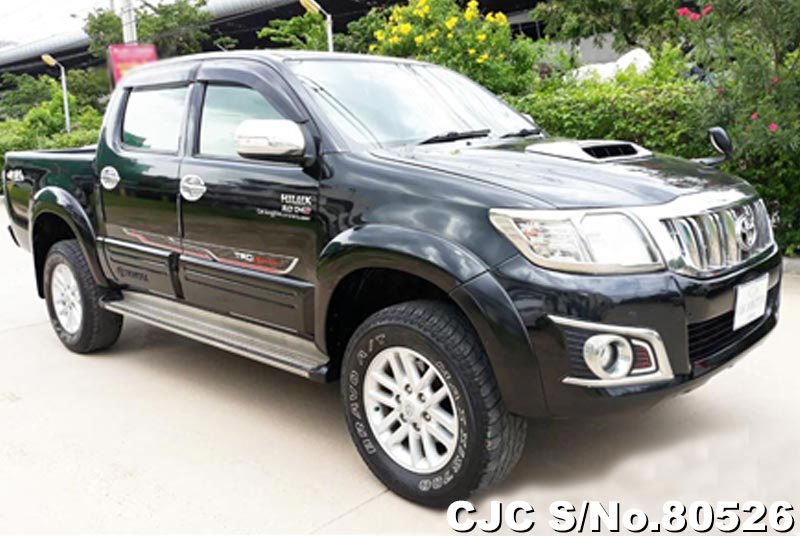 Toyota Hilux in Black for Sale