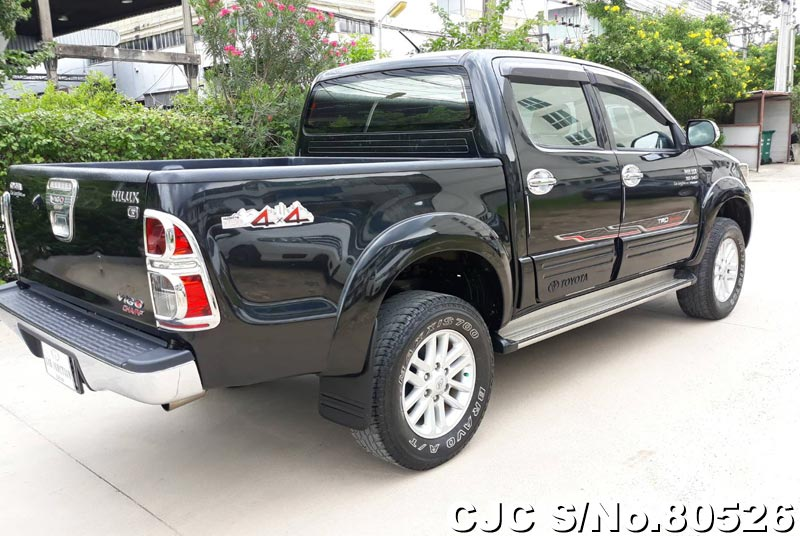 Toyota Hilux in Black for Sale Image 2