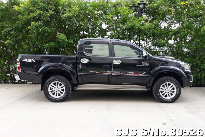 Toyota Hilux in Black for Sale Image 5