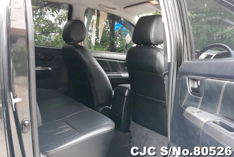 Toyota Hilux in Black for Sale Image 10