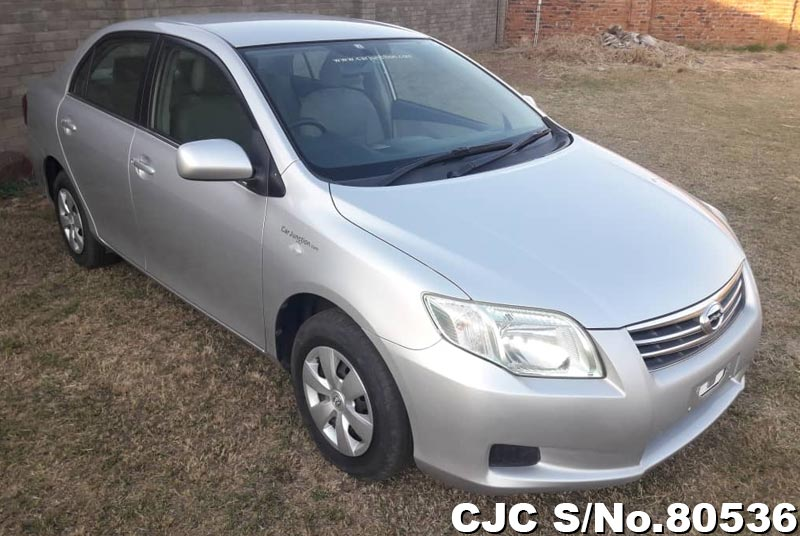 Toyota / Corolla Axio 2009 Stock No. TM1163508