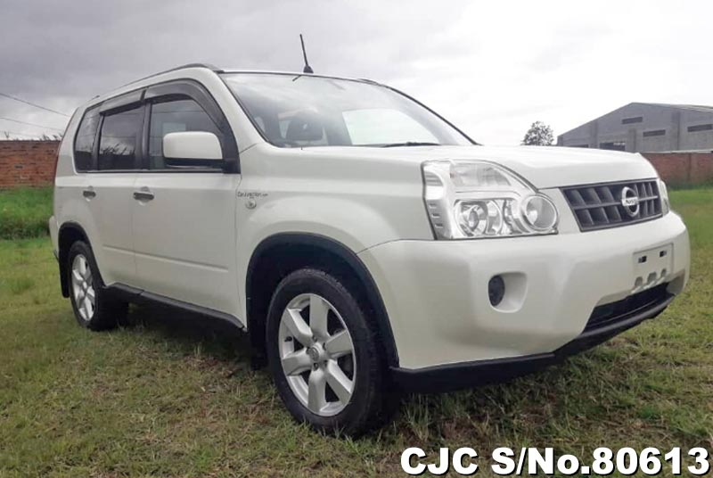 Nissan X-Trail in Pearl for Sale
