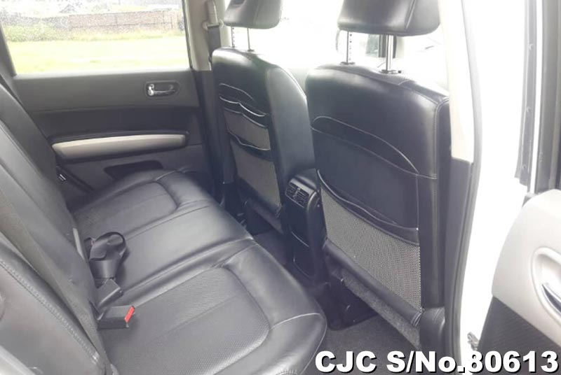 Nissan X-Trail in Pearl for Sale Image 13