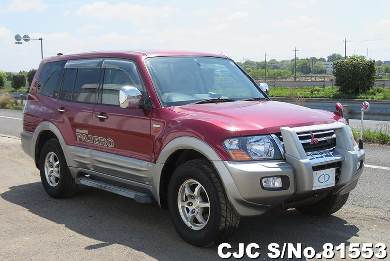 Mitsubishi / Pajero 2001 Stock No. TM1135518