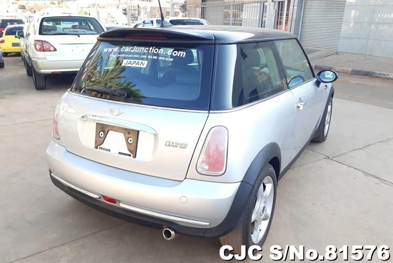 BMW Mini Cooper in Silver for Sale Image 1