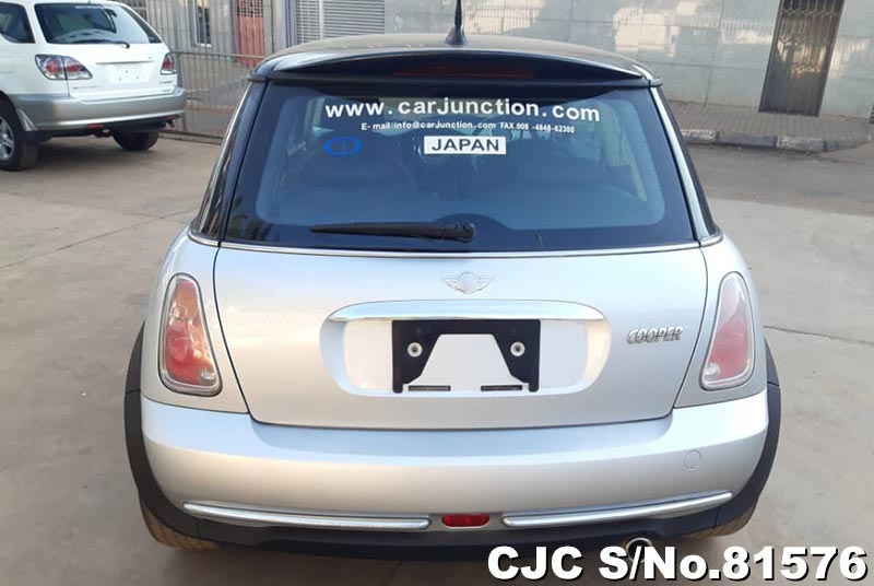BMW Mini Cooper in Silver for Sale Image 5