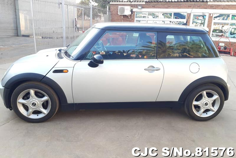 BMW Mini Cooper in Silver for Sale Image 6