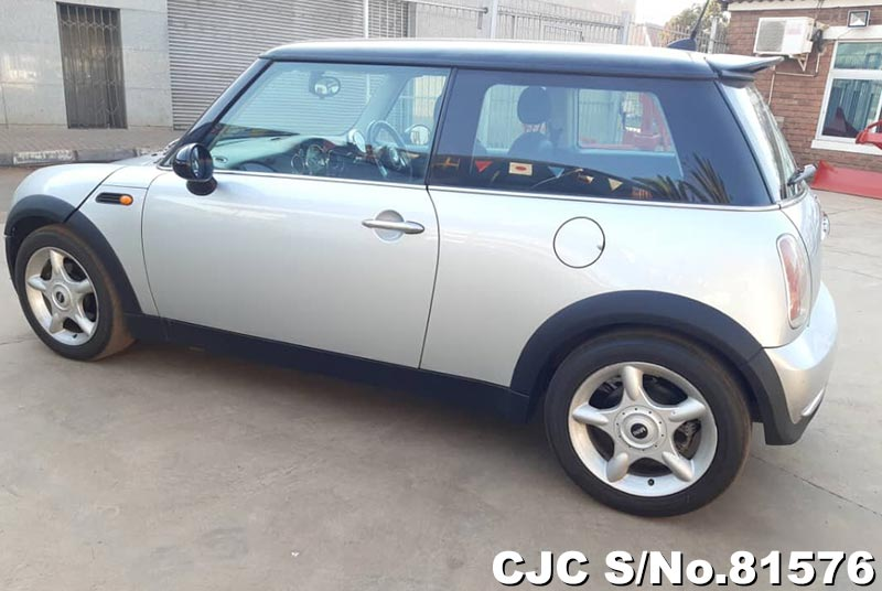 BMW Mini Cooper in Silver for Sale Image 8