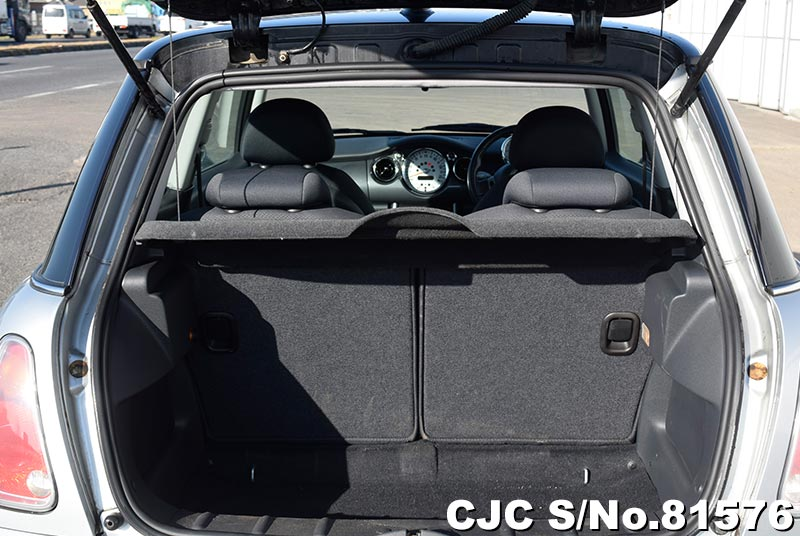 BMW Mini Cooper in Silver for Sale Image 9