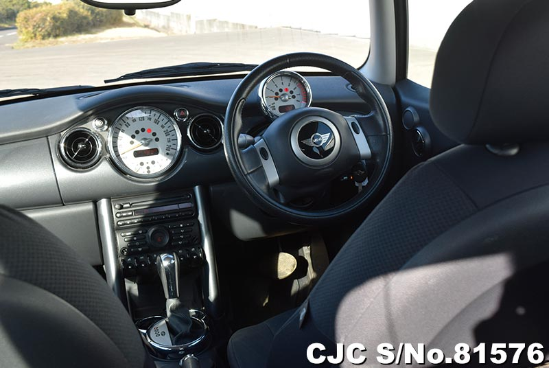 BMW Mini Cooper in Silver for Sale Image 13