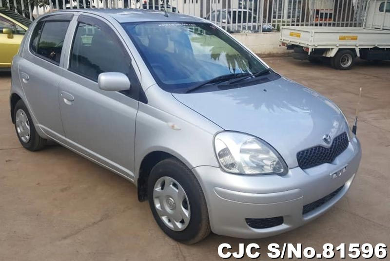Toyota Vitz - Yaris in Silver for Sale