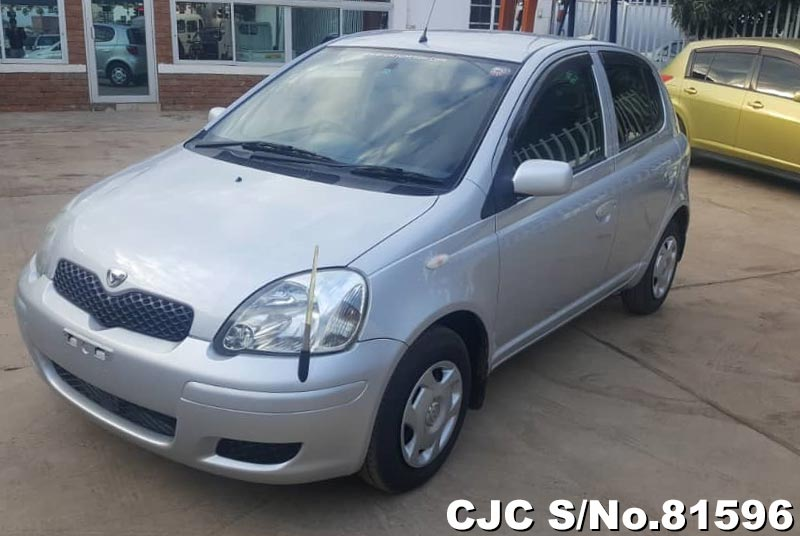 Toyota Vitz - Yaris in Silver for Sale Image 3