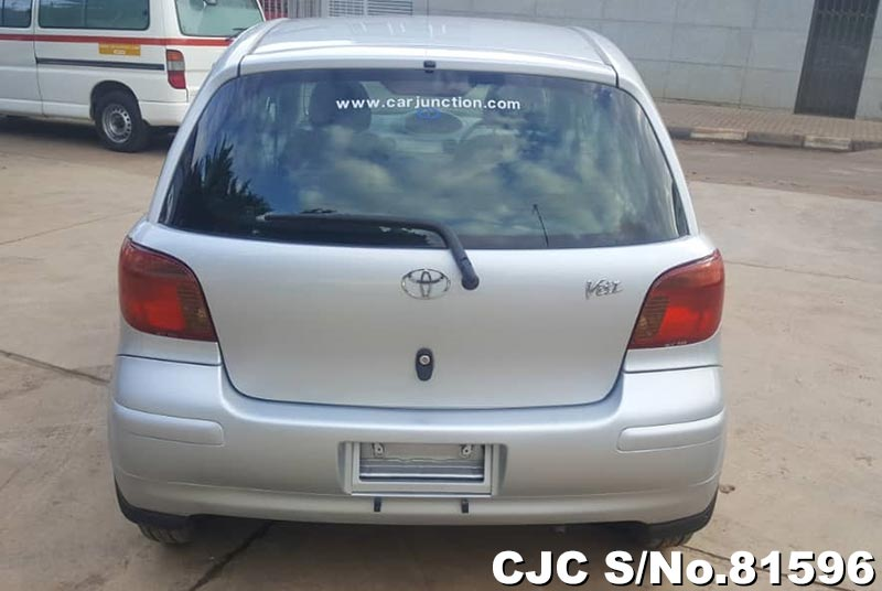 Toyota Vitz - Yaris in Silver for Sale Image 5