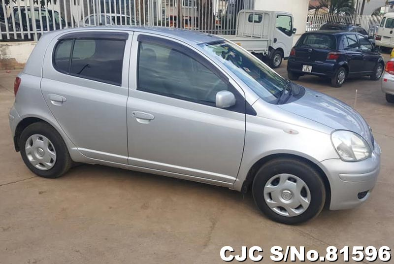 Toyota Vitz - Yaris in Silver for Sale Image 6