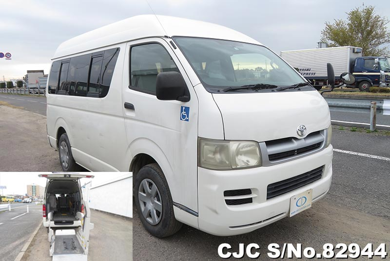 Toyota / Hiace 2006 Stock No. TM1144928