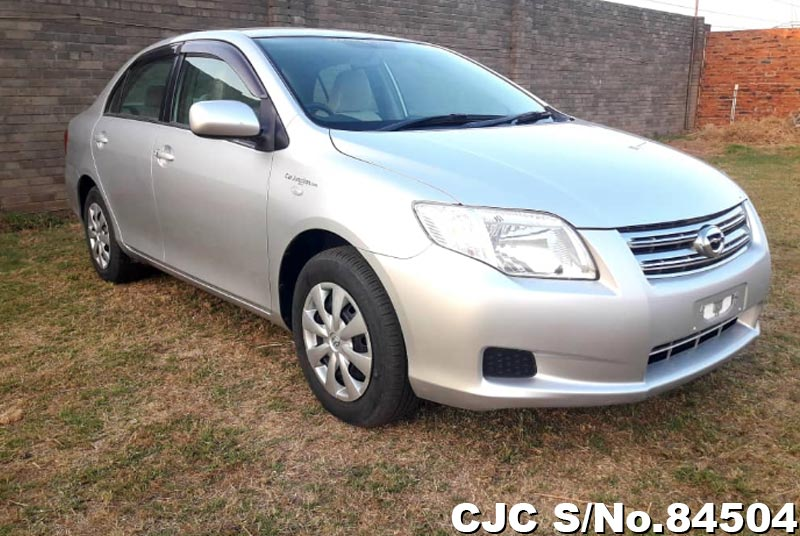Toyota / Corolla Axio 2007 Stock No. TM1140548