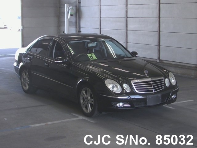 Mercedes Benz / E Class 2007 Stock No. TM1123058