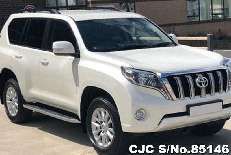 Toyota / Land Cruiser Prado 2014 Stock No. TM1164158