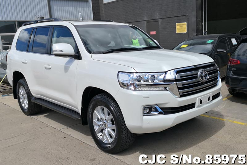 Toyota / Land Cruiser 2020 Stock No. TM1157958