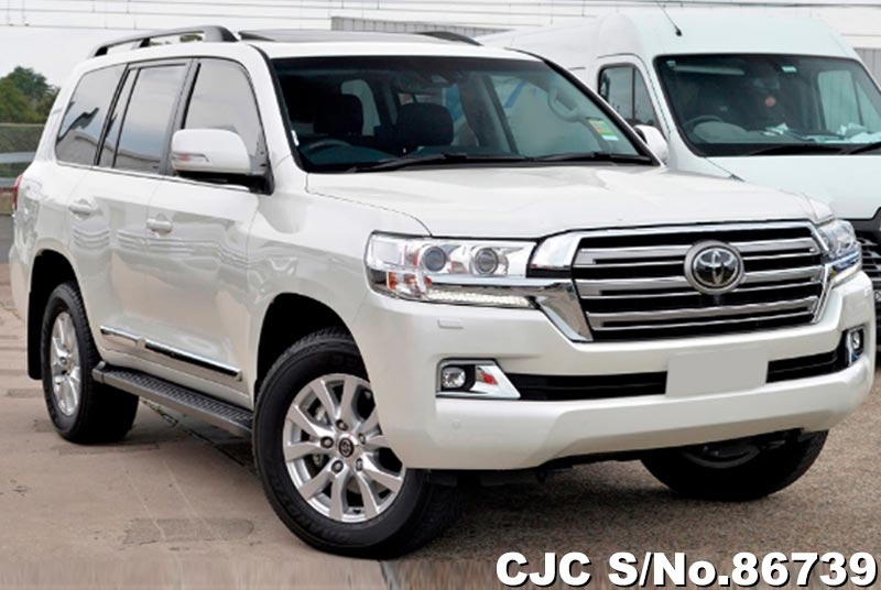 Toyota / Land Cruiser 2020 Stock No. TM1193768