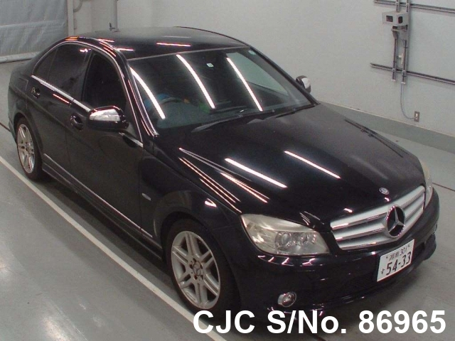 Mercedes Benz / C Class 2007 Stock No. TM1156968