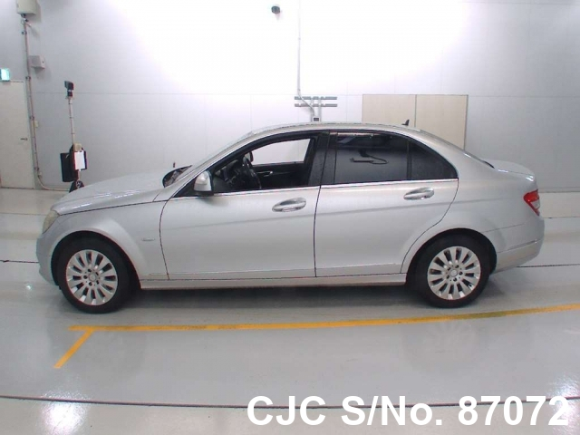 Mercedes Benz C Class in Silver for Sale Image 5