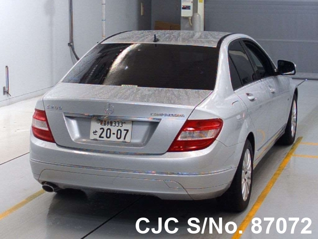 Mercedes Benz C Class in Silver for Sale Image 2