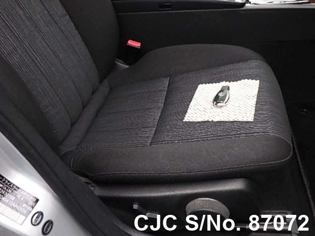 Mercedes Benz C Class in Silver for Sale Image 7