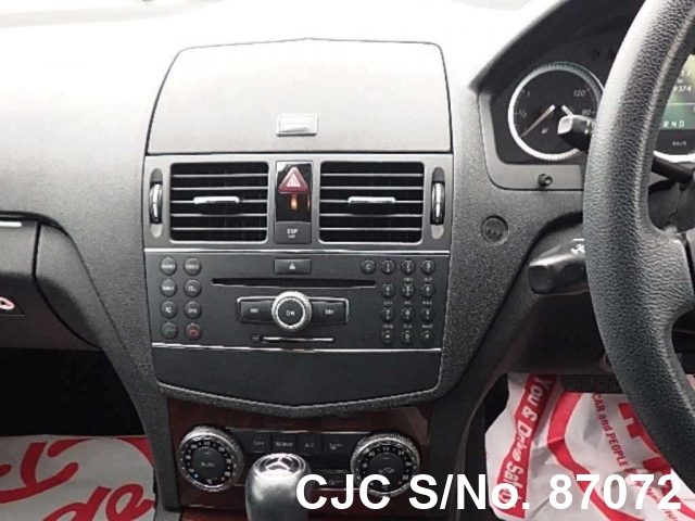 Mercedes Benz C Class in Silver for Sale Image 9