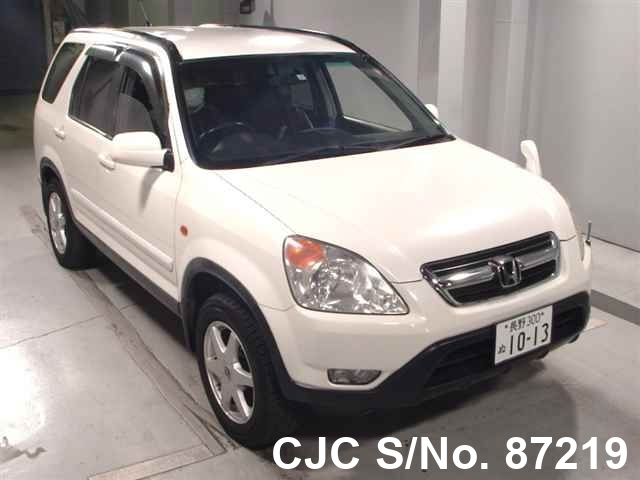 Honda / CRV 2003 Stock No. TM1191278