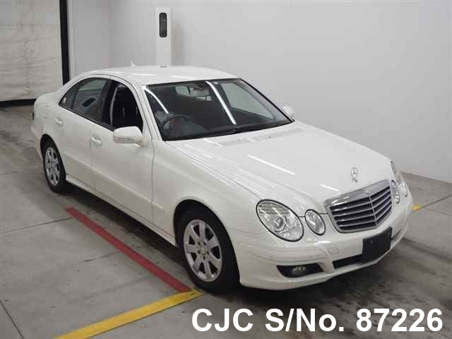 Mercedes Benz / E Class 2008 Stock No. TM1162278