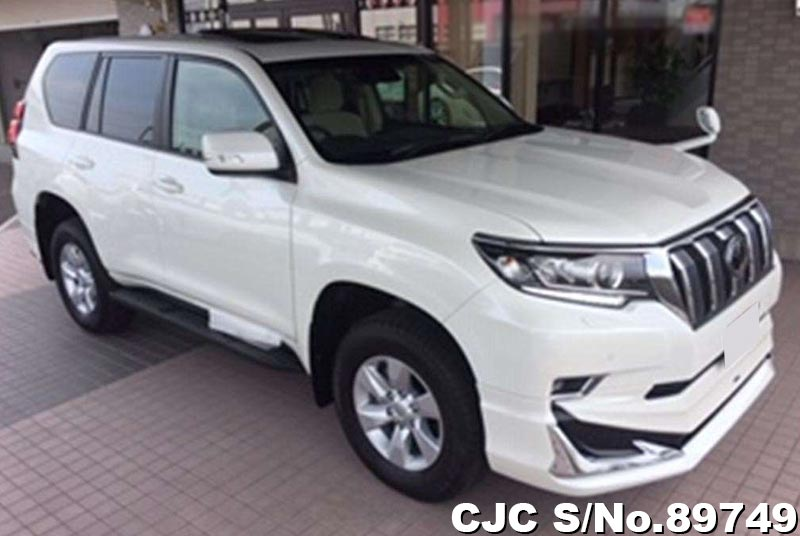 Toyota / Land Cruiser Prado 2020 Stock No. TM1194798