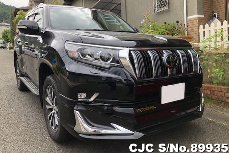 Toyota / Land Cruiser Prado 2020 Stock No. TM1153998