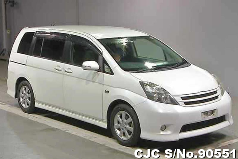 Toyota / Isis 2010 Stock No. TM1115509