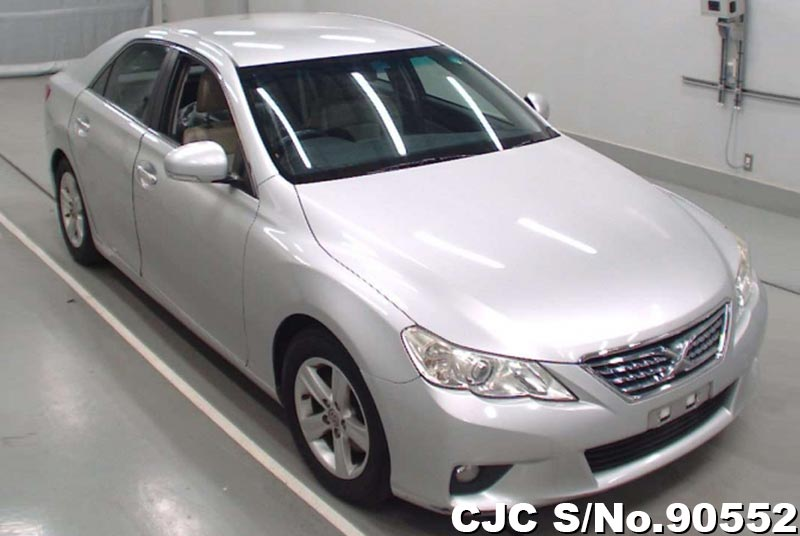 Toyota / Mark X 2010 Stock No. TM1125509