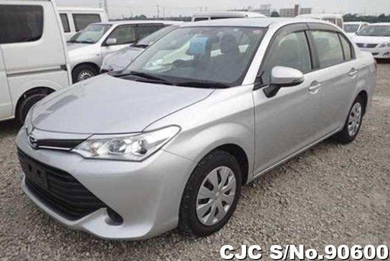 Toyota / Corolla Axio 2015 Stock No. TM1100609
