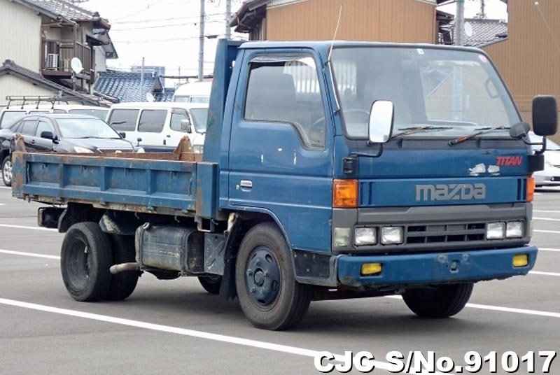 Mazda / Titan 1995 Stock No. TM1171019