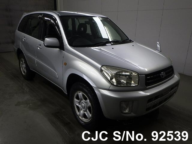 Toyota / Rav4 2001 Stock No. TM1193529