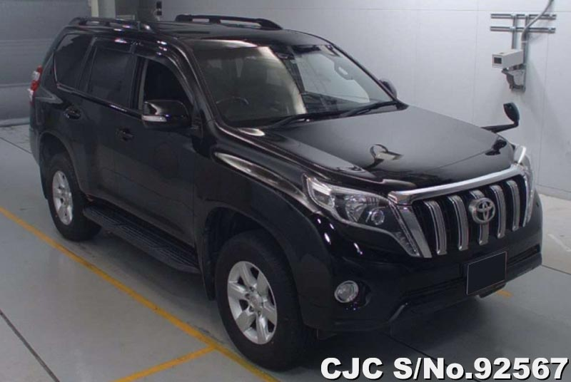 Toyota / Land Cruiser Prado 2014 Stock No. TM1176529