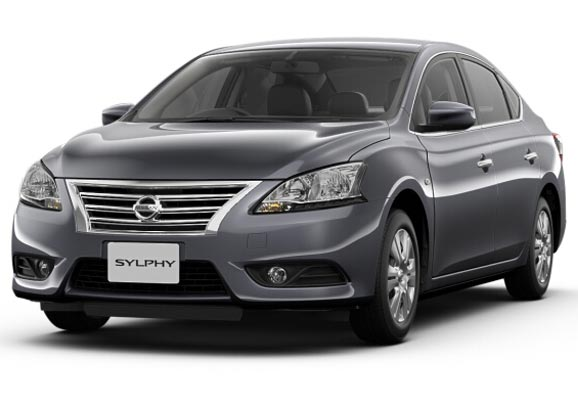 Nissan Bluebird Sylphy in Titanium Grey Metallic for Sale