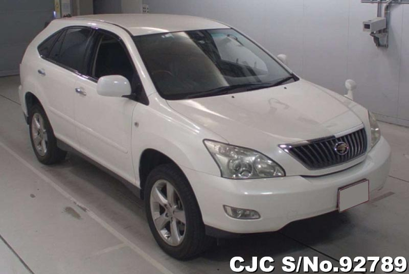 Toyota / Harrier 2008 Stock No. TM1198729