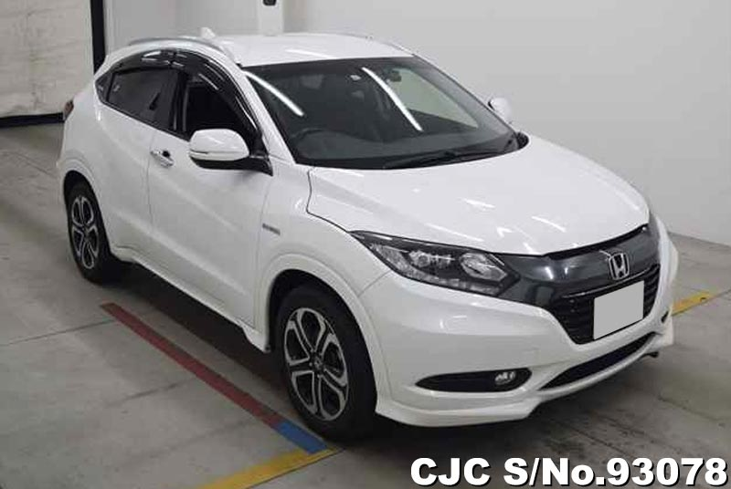Honda / Vezel Hybrid 2015 Stock No. TM1187039