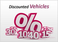 Discounted Cars Stock