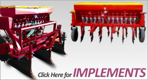 Tractor Implements for Zimbabwe, Durban