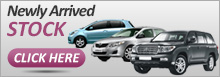 New Arrived Cars Stock for Africa