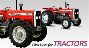 Massey Ferguson Tractors in Harare