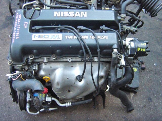 Used Nissan Primera Sr20 Engine For Sale In Harare