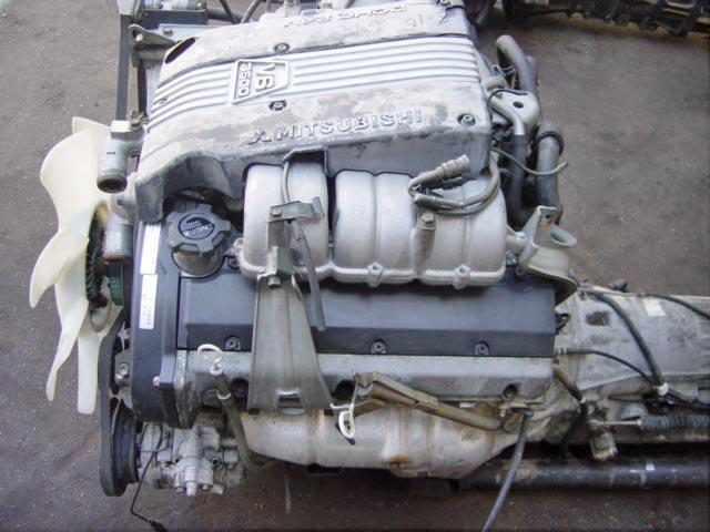 Used Mitsubishi Pajero 6g74 Engine For Sale In Harare