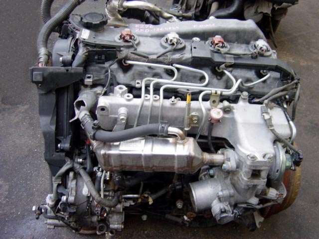 Used Toyota Quantam 2kd Engine For Sale In Harare
